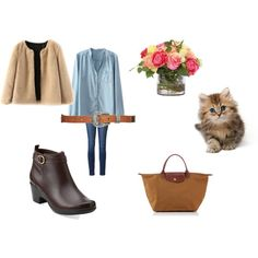 """Like the boots, now to see if I can find them in person."" by shycoygirl65 on Polyvore"