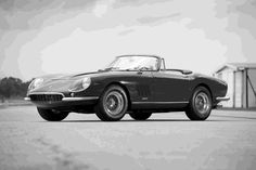Ferrari 275 GTB/4 NART Spyder will come up for auction for the first time this August at RM Auctions' annual event in Pebble Beach