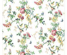 Chickadee Floral