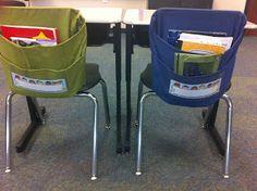 Middle School Frenzy: classroom organization