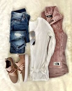 Casual Outfits For Teens, Casual Fall Outfits, Fall Winter Outfits, Autumn Winter Fashion, Cute Outfits, Country Outfits, Country Girls, Casual Winter, Women's Casual