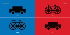 East vs West - Cultural Differences Illustrations - 7