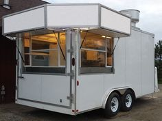 How to Build a Food Concession Trailer