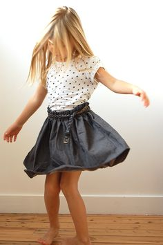 @Gina Flores ... Saw this and totally thought of Nova...It's how's she's gonna dress when she's older.  :)