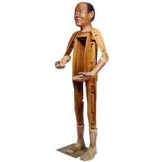 5' tall Chinese tea shop display mannequin- Lifesize, real hair, glass eyes
