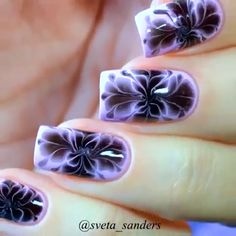 Nails Art Beautiful nail art for girls.Beautiful nail art for girls. Fancy Nails, Diy Nails, Cute Nails, Pretty Nails, Nail Art For Girls, Girls Nails, New Nail Art Design, Nail Art Videos, Nail Art Designs Videos