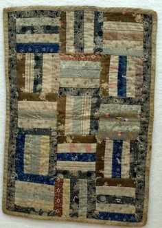 Antique Doll Bed Quilt