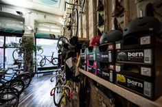 My Beautiful Parking #bike #store #cycling #fixies #fixed