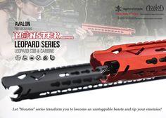 VFC Avalon Monster Leopard Series