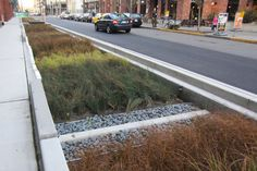 Green Stormwater Infrastructure & Streetscapes - Land8.com