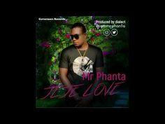 Mr Phanta - JEJE LOVE (Official Audio)