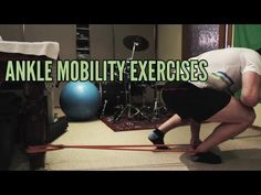 Full Ankle Mobility Exercises - YouTube