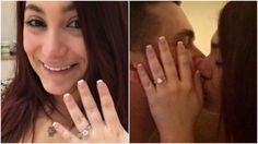 'Jersey Shore' Deena Cortese Is Engaged!