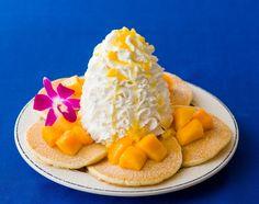 Eggs n Thingsフィラデルフィアクリームチーズとのコラボパンケーキを期間限定で発売