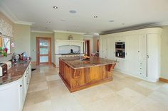 Once in a lifetime - Kitchen Island. Check out this kitchen island here http://selfbuild.ie/case-studies/once-in-a-lifetime/