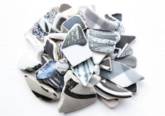 Bulk Japanese Black Sea Pottery Pieces,Coastal Home Decor,Ceramic Craft Supply,Vintage Gifts,Beach Decor,Beach House Decoration,Beach Finds by ReverseGem on Etsy