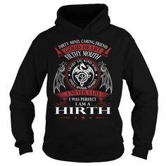 HIRTH Good Heart - Last Name, Surname TShirts