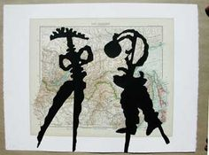William Kentridge contemporary african printmaker