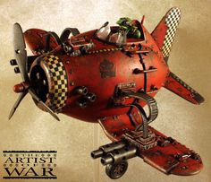 Image result for space ork planes