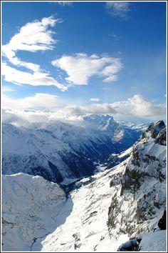 Mount Titlis, Engelberg, Switzerland