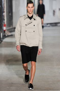 Kris Van Assche Spring 2014 Menswear Collection Slideshow on Style.com