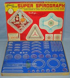 Spirograph...I was all about mine!!!