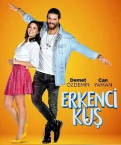 Erkenci Kus (English: Early Bird) is a Turkish drama series broadcast on Star TV. The show premiered on June It stars Demet Ozdemir as Sanem Soysal. Drama Tv Series, Tv Series To Watch, Watch Tv Shows, Turkish Men, Turkish Actors, Tv Show Workouts, Audio Latino, The Image Movie, Hd Movies Online