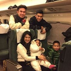 Dian And Family