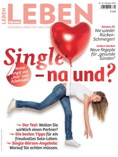 News Leben Deutsch Magazine - Buy, Subscribe, Download and Read News Leben on your iPad, iPhone, iPod Touch, Android and on the web only through Magzter