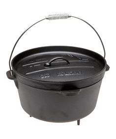 Old Mountain 2-Qt. Cast Iron Dutch Oven | zulily