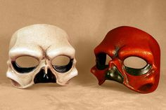 Half-Skull Mask (could figure out a diy...?)
