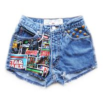 GET HIGH WAISTED | Shop high waisted shorts and vintage clothing | HIGH WAISTED SHORTS :: ALL