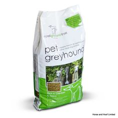 Chudleys Pet Greyhound Food 15kg Pet Greyhound has been specially formulated to provide a delicious complete diet for your dog Although designed for retired racing greyhounds there is no reason why youe other sighthounds and dog breeds cannot enjoy the benefits of this nutrient packed feed to.
