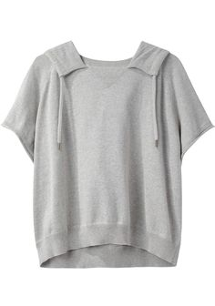 LE BAC BY UNITED BAMBOO /  HOODED RAGLAN PULLOVER