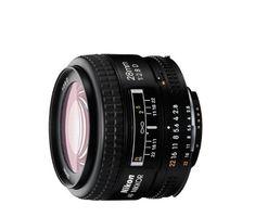 NIKON - Nikon 28mm f/2.8D AF Nikkor Lens for Nikon Digital SLR Cameras