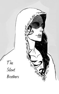 The Silent Brothers by Cassandra Jean