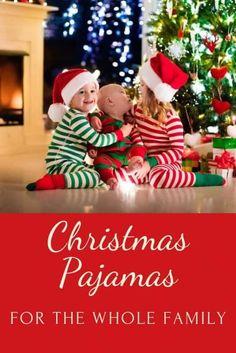15 Best Matching Family Christmas Pajamas For a Cozy Christmas Happy Christmas Day, Christmas Gifts For Boys, Christmas Pjs, Christmas Games, Christmas Fashion, Christmas Morning, Christmas Presents, Matching Family Christmas Pajamas, Festive