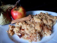Apfel Crumble mit Vanilleeis, ein sehr leckeres Rezept aus der Kategorie Dessert. Bewertungen: 108. Durchschnitt: Ø 4,6.