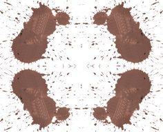 "UNIDAD Nº 2 : ""Packaging/Envase""►  MOTIVO. Textura visual para Packaging alta gama: Chocolate"
