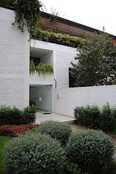 LA FORMA MODERNA EN LATINOAMERICA: TEODORO CRON, arquitecto. San Isidro - Lima, 1962