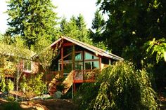 Carson Ridge Luxury Cabins-Carson WA| WBBG