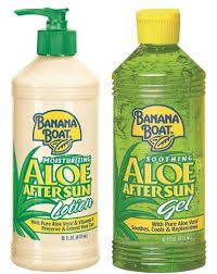 Banana Boat Coupon - Score After Sun Lotion or Gel Only $.99 It's summer time and we all will be basking in the sun. Use our Banana Boat coupon for After S
