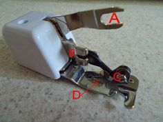 Sew and Trim Like a Serger on Your Sewing Machine: What is a Side Cutter Presser Foot