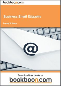 Email is currently the most used communication channel in the business environment, as businesses rely on it heavily for sending messages across long distances in a short time.  Business email etiquette encompasses a set of rules indicating effective, proper and polite ways to behave when sending and receiving emails.