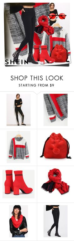 """""""Shein"""" by tanjaa66 ❤ liked on Polyvore"""