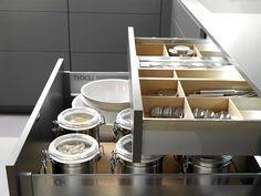 Kitchen Organization: 10 Inspirations to Maximize your Kitchen Space   eatwell101.com