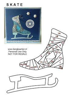Irisvouwen: Skate