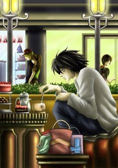 L. Death Note.