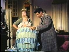 Debbie Reynolds and Eddie Fisher - Lullaby In Blue We sang a version of this song every year at girls' camp. Love this song!