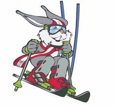 Hopsi - das Maskottchen der Schi-WM 2013 in Schladming stammt aus der Feder von Christian Seirer, Character Designer und Maskottchen Designer. Sonic The Hedgehog, Designer, Skiing, Fictional Characters, Art, Ski, Art Background, Kunst, Gcse Art